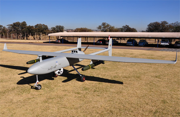 Saudi Arabia Buying South African Armed Drone