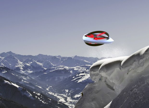 Airborne Avalanche Rescue System Uas Vision