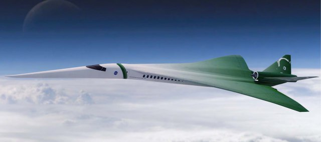 nasa tests supersonic aircraft without boom � uas vision