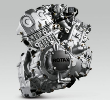 Rotax Develops Advanced 4 Cylinder 4 Stroke Engine on new ski doo engines