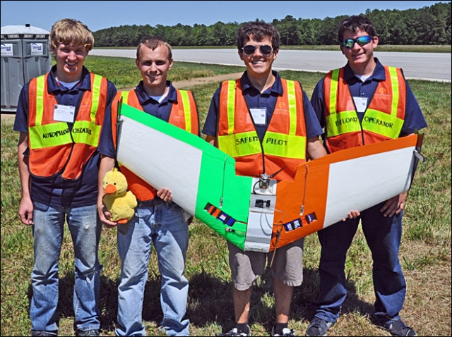 Embry-Riddle Students UAS to Monitor Cormorants on Oregon ...