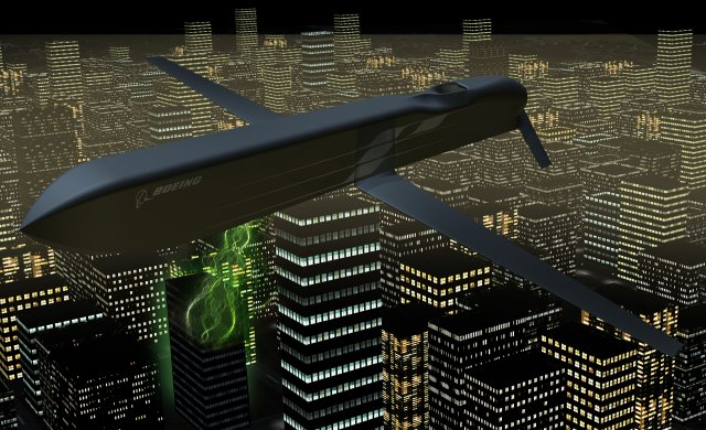 Boeing Non-kinetic Missile Records 1st Operational Test Flight