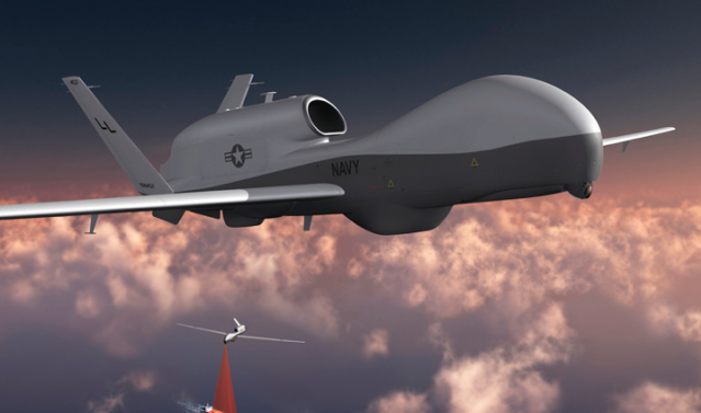 Northrop Grumman To Consolidate Its Unmanned Systems
