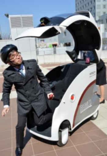 Hiatchi Unveils Its Robot For Personal Intelligent