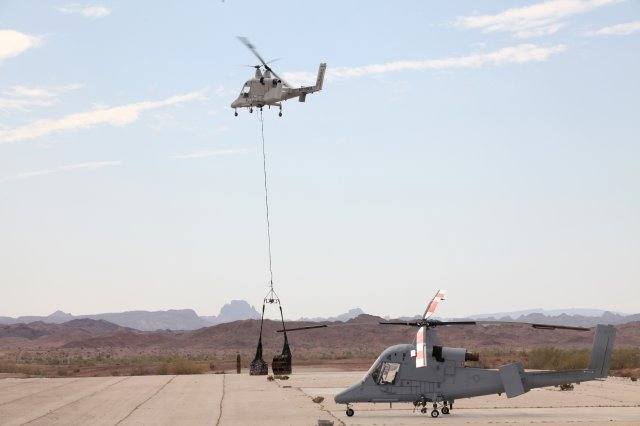 Lockheed Martin Gets Contract For SMSS KMAX Cooperative Teaming Demo – UAS VISION