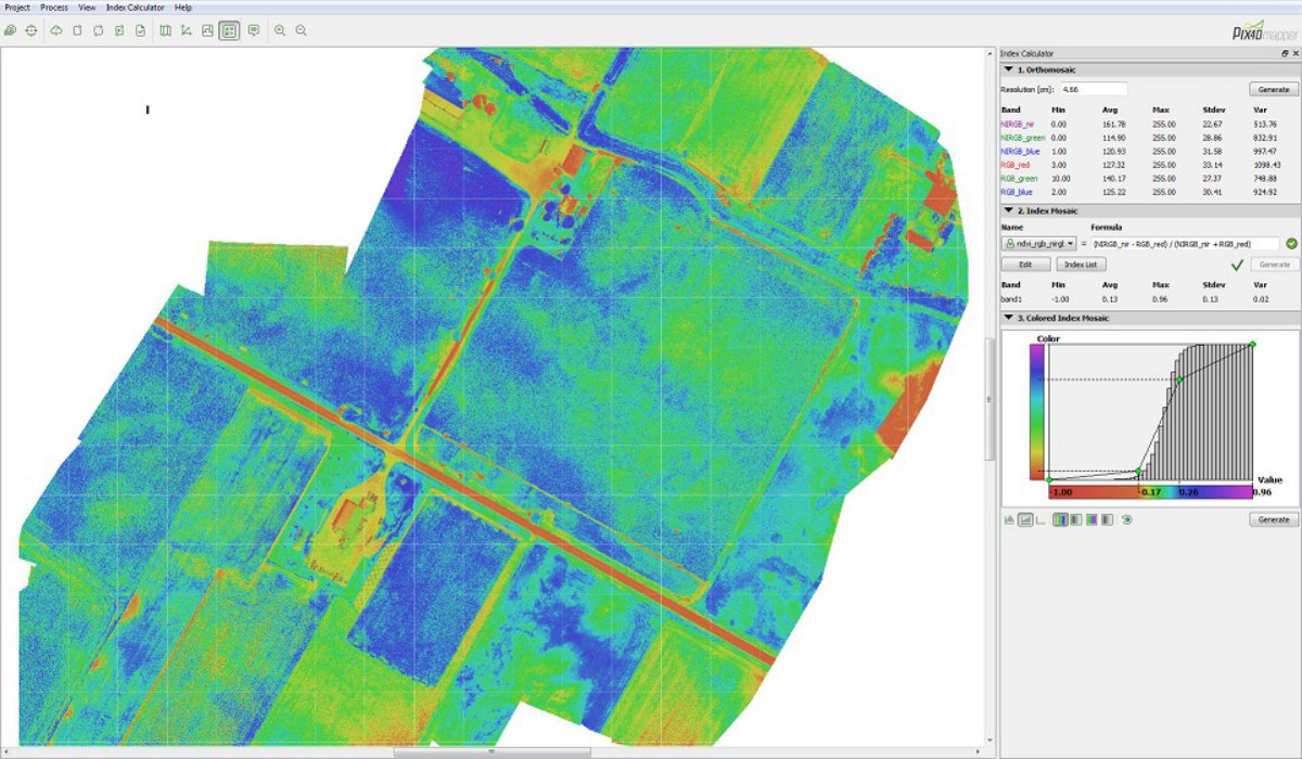 Pix4D New Release Targets Precision Agriculture – UAS VISION
