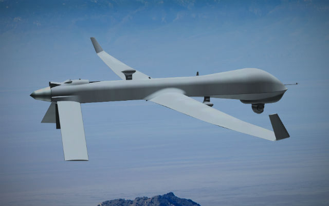 rq 1 predator drone with Export Licensed Predator Makes Maiden Flight on Whats Wrong With Drones further India To Induct Northrop Grumman Developed Mq 8 Fire Scout together with 629093205144502273 likewise Stock Video 9023597 Mq 9 Reaper Uav Unmanned Aerial Vehicle also General Atomics MQ 1 Predator.
