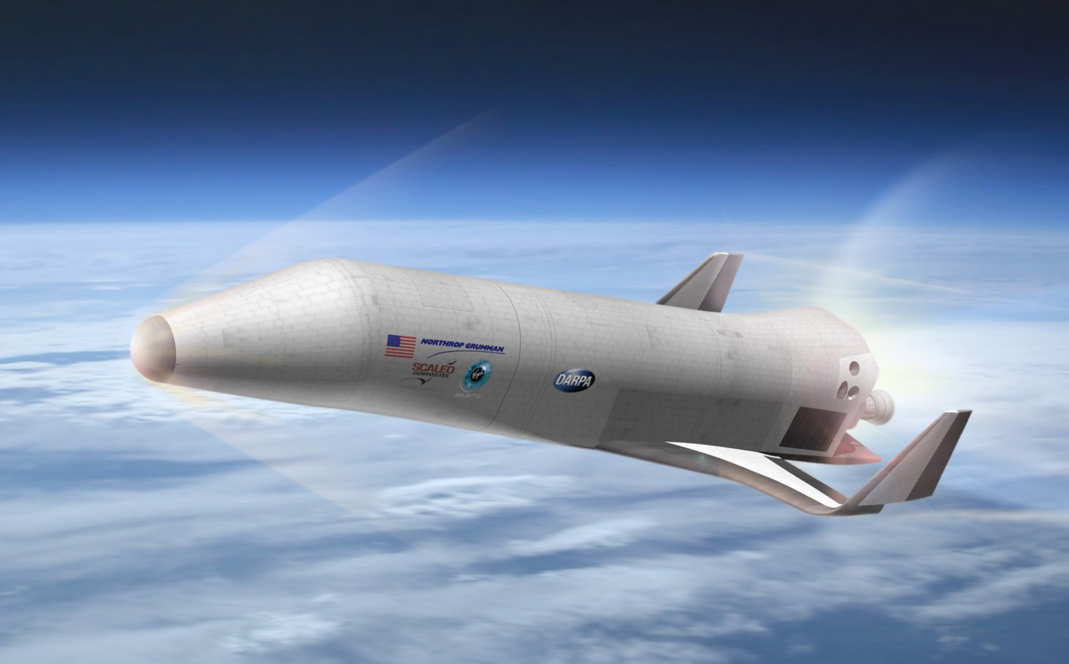 darpa projects spacecraft - photo #23