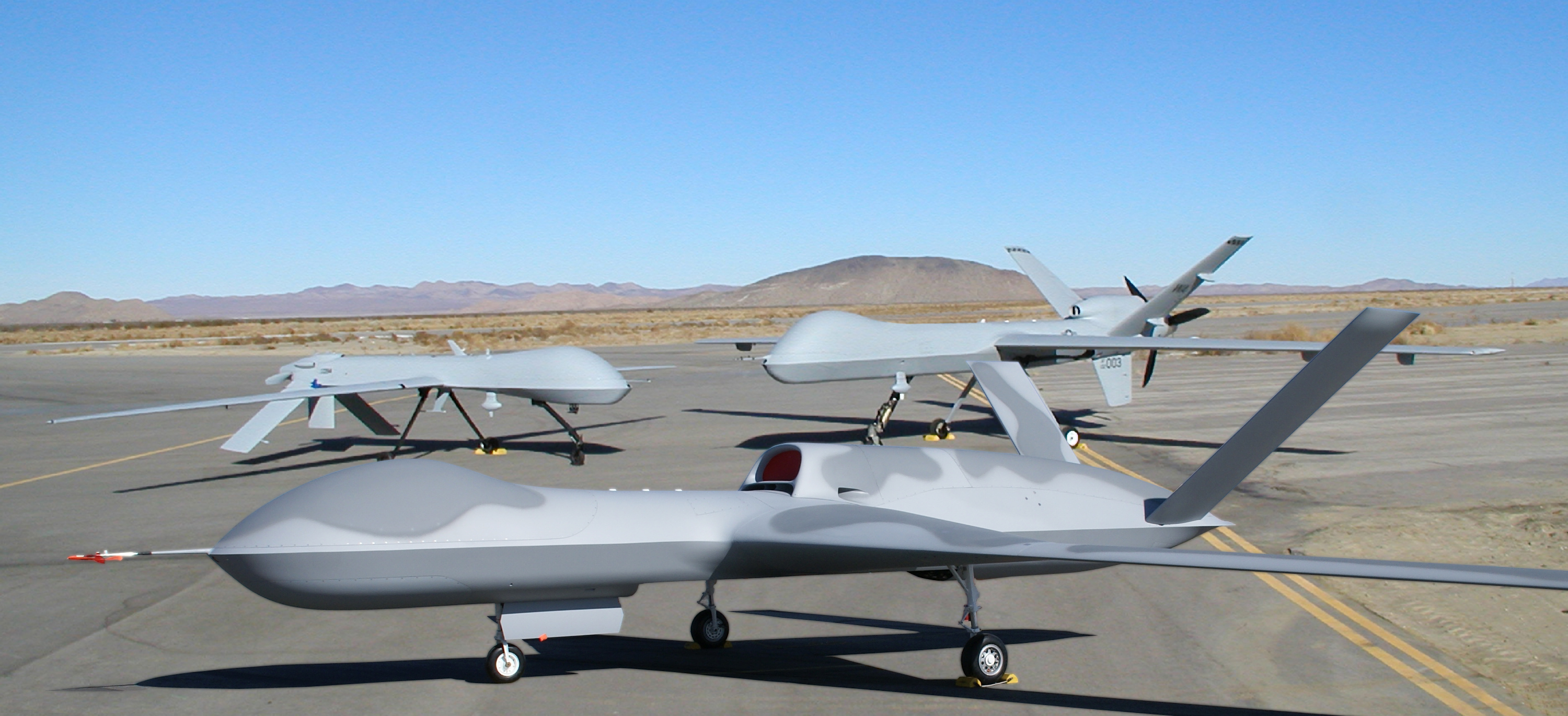 Predator Gray Eagle Series Exceeds 3 Million Flight Hours
