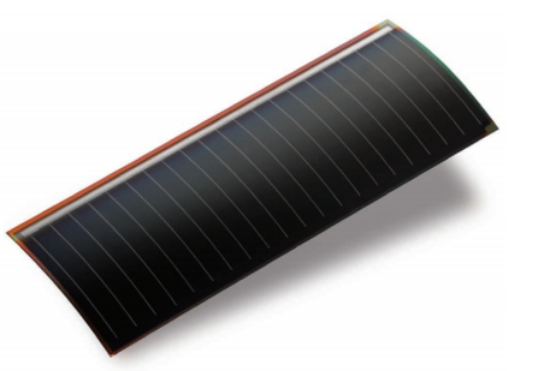 High Efficiency Gaas Solar Cells Can Quadruple Uas Flight