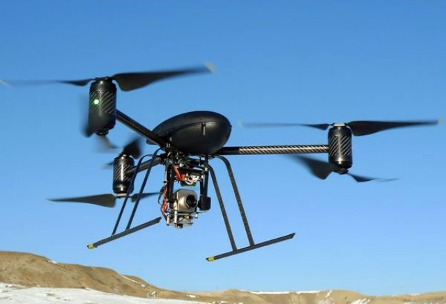 Drone-unmanned-aircraft