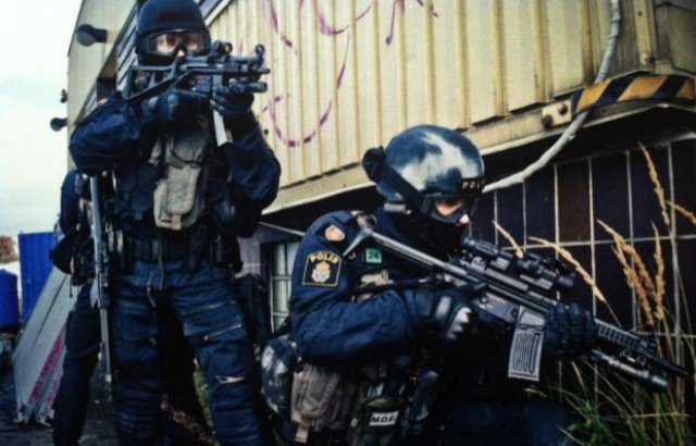 swedish-swat-team