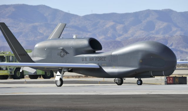 Global Hawk Palmdale runway