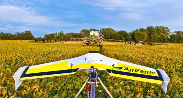 Deveron Acquires Eagle Scout Imaging Uas Vision