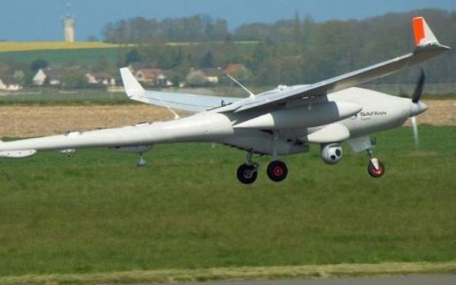 French Army Selects Sagem Patroller UAS VISION