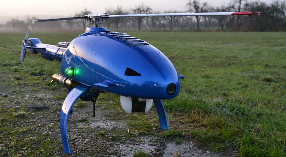 Skeye Acquires Two VTOL UAVs from High Eye – UAS VISION