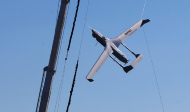 US Marines Fly RQ-21A in 'Class D' airspace – UAS VISION