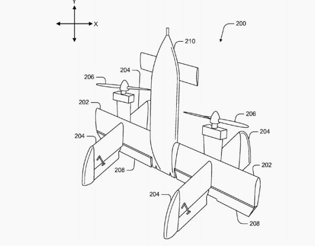 Google Patent For Uav Delivery Of Medical Equipment