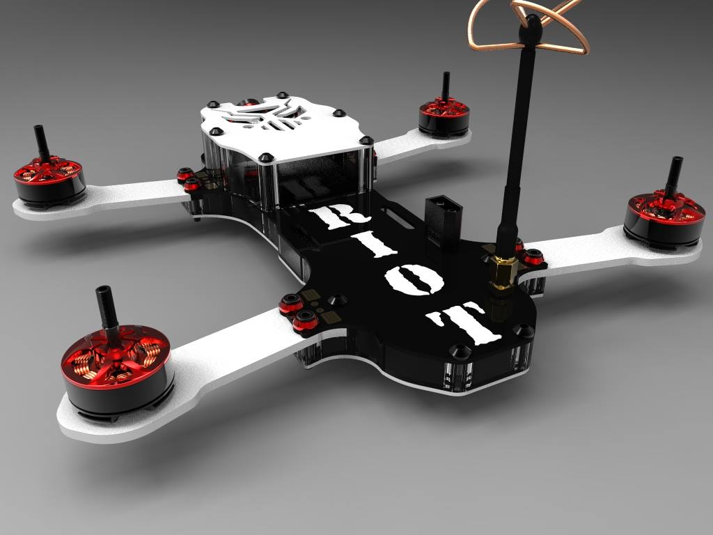 Thrust Gets EMEA Distribution For FPV Racing Drones