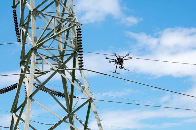 Pg Amp E Testing Uas To Inspect Electric And Gas