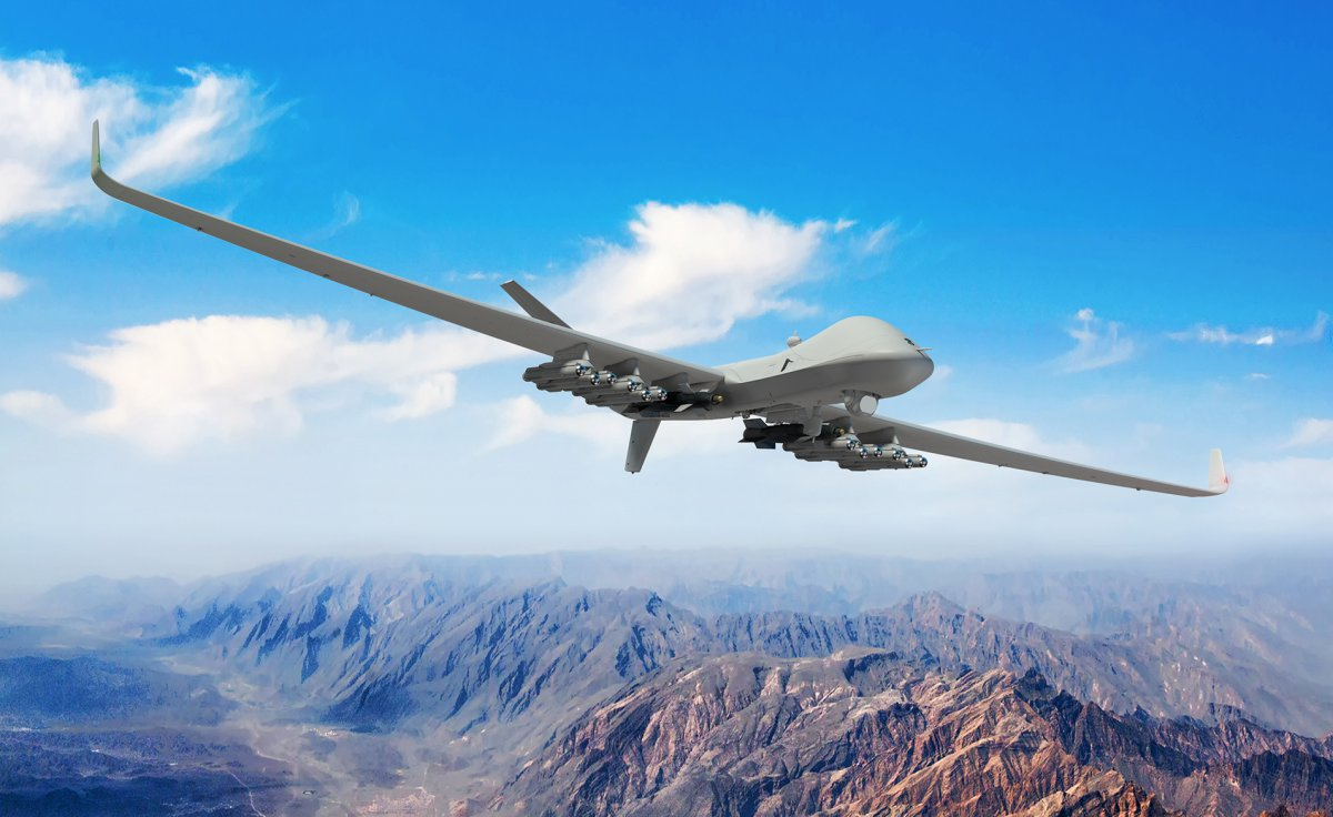 Uk Royal Air Force To Acquire Certifiable Predator B Uas