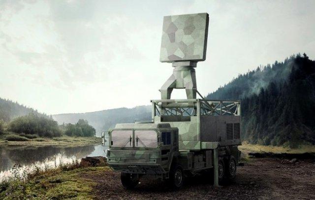 Saab Enhances Counter Uav Abilities Of Giraffe Radar Uas