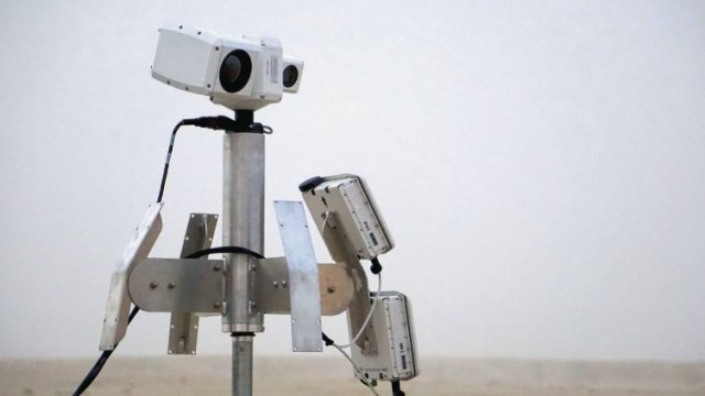 Ai Technology Used For Counter Uav System Uas Vision