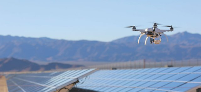 Drones Cut Cost Of Thermographic Pv Panel Inspections