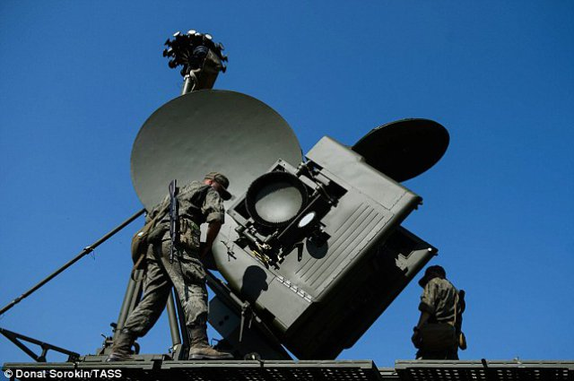 Russia Builds Microwave Anti Drone Weapon Uas Vision