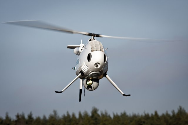 CAMCOPTER S-100 164