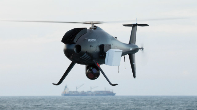 Camcopter sea