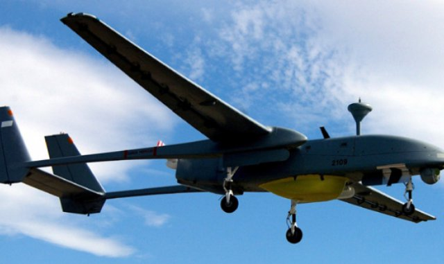 Maritime Heron Replaces Israel's Manned Sea Scan Fleet – UAS