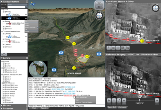 Hydra Fusion Processes Real-Time 3D Terrain Maps - UAS VISION