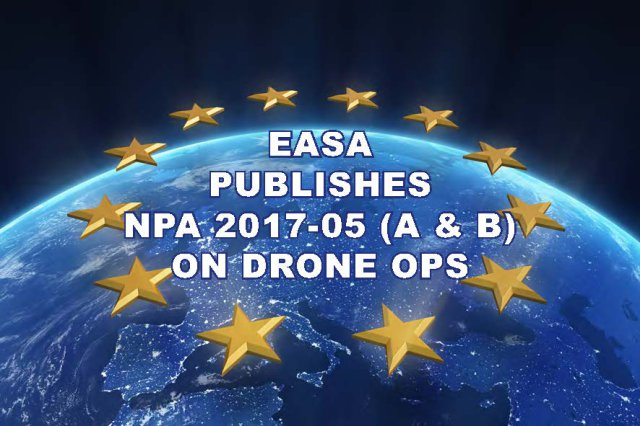 Easa Publishes Npa For Open And Specific Categories And Associated