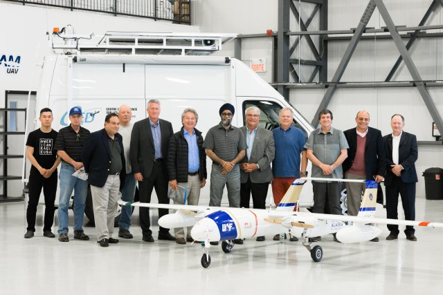 Transport Canada Approves Drone Test Range In Alma Uas