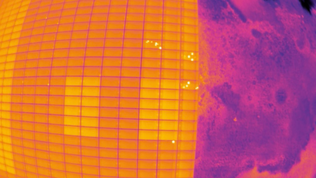 Pv Solar Panel Inspection With Uavs Uas Vision