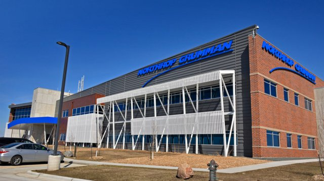 Northrop Grumman Expands UAS Facility at Grand Sky – UAS VISION