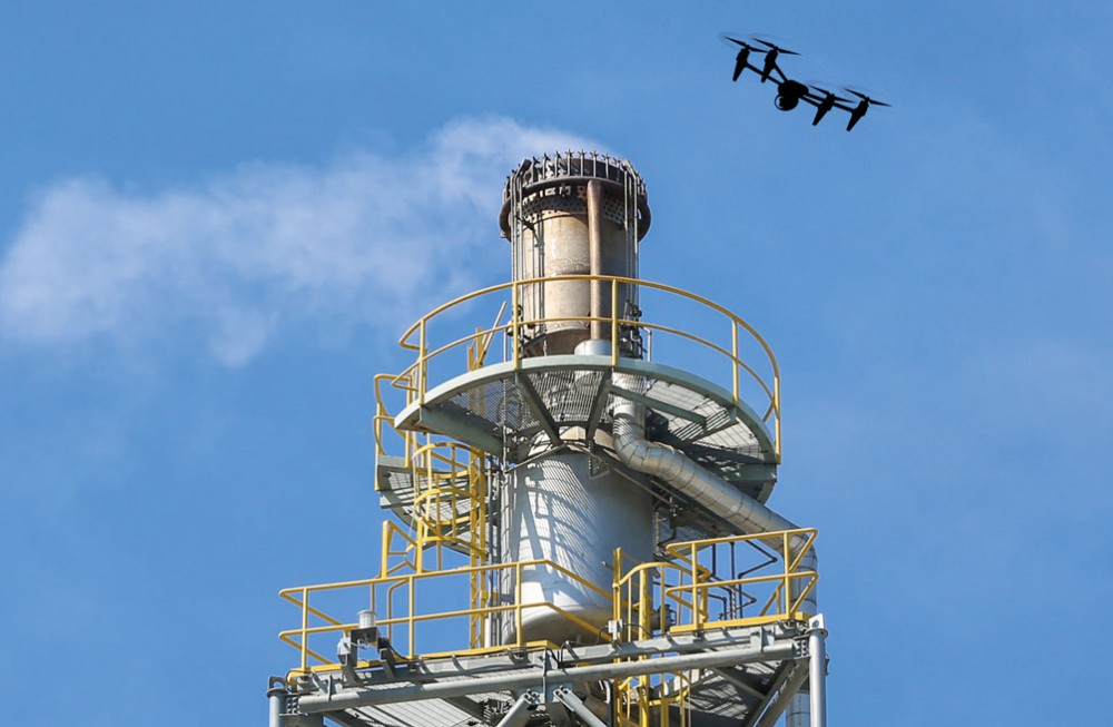 Honeywell Launches UAV Industrial Inspection Service – UAS VISION