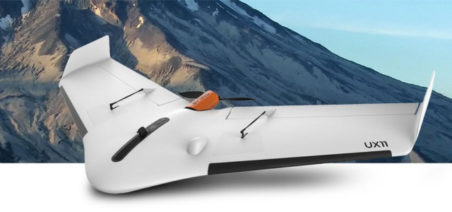 Delair's New Large-Area Mapping Drone – UAS VISION on