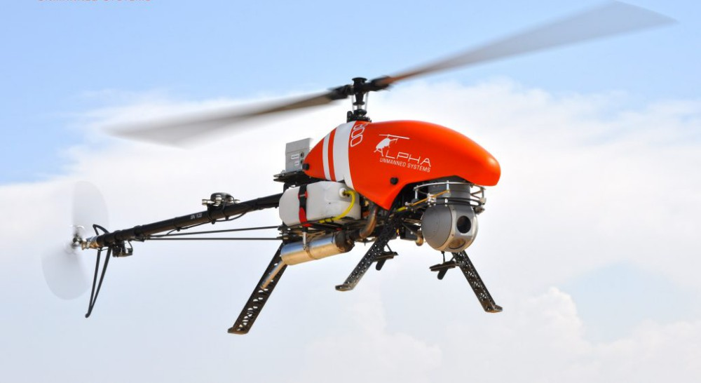 Spanish Uav Helicopter Co Partners With Planck Aerosystems