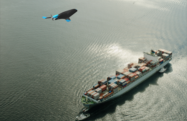 Reducing Global Air Freight Costs by 50% with Drones – UAS