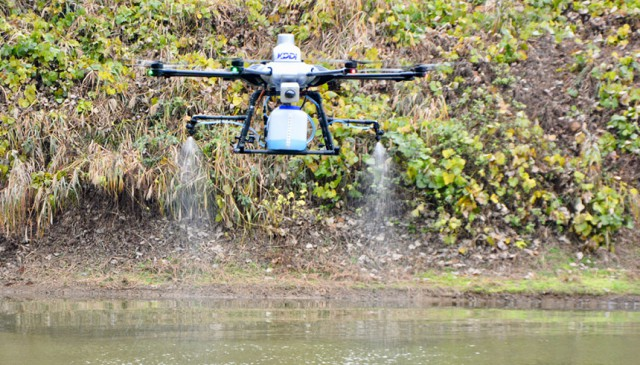 World's First fully Autonomous Flight of 'Smart Drone' – UAS VISION