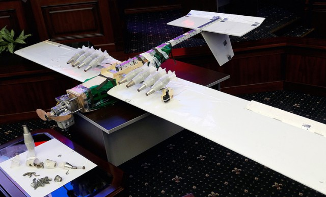 Details of Drones that Attacked Russia's Syrian Bases – UAS VISION