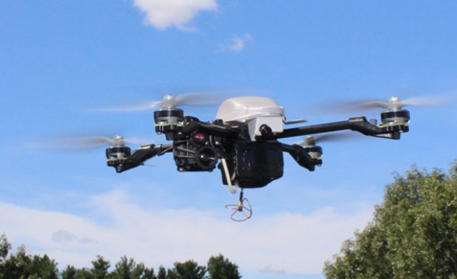 Us Marine Corps Orders 800 Instanteye Systems Uas Vision
