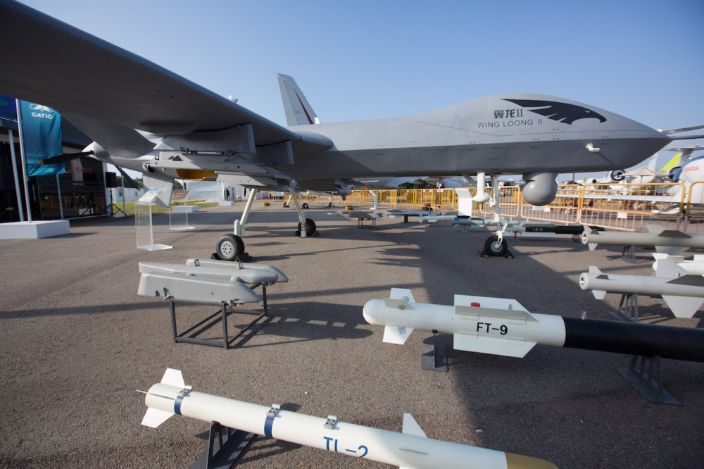 uasvision.com - The Editor - China to Supply Four Attack Drones to Pakistan Prompts India to Revive Predator-B Plan