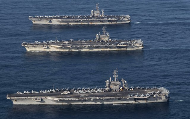 US Navy Aircraft Carrier Can Now Remotely Control and Land Fighter
