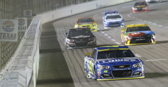 Uas vision a global news service for the unmanned for Texas motor speedway nascar experience