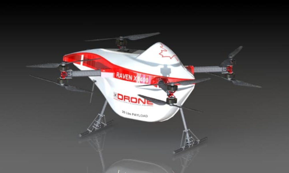 Drone Delivery Canada and Toyota to Collaborate on Drone