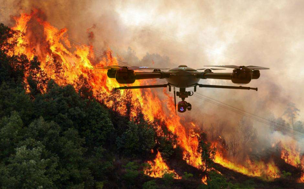 As Part Of A Broader Strategy To Aggressively Combat Wildfires, The U.S.  Department Of The Interior Has Awarded A Call When Needed Contract To Four  U.S. ...