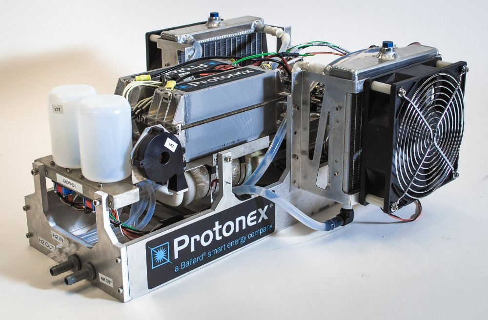 Us Navy Orders Protonex Fuel Cell Systems For Uav Field